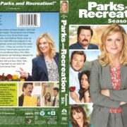Parks and Recreation Season 6 (2014) R1 DVD Cover