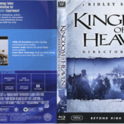 Kingdom Of Heaven (2005) R1 Blu-Ray Cover & Label