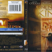 One Night With The King (2006) R1 Blu-Ray Cover & Label