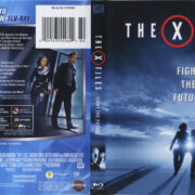 The X-Files: Fight The Future (2008) R1 Blu-Ray Cover