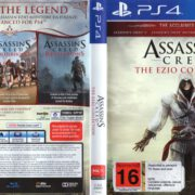Assassin's Creed: The Ezio Collection (2016) PAL PS4 Cover