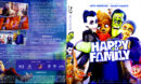 Happy Family (2017) R2 German Blu-Ray Covers