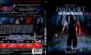Hatchet: Victor Crowley (2017) R2 German Blu-Ray Covers