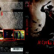 Jeepers Creepers 3 (2017) R2 German Blu-Ray Covers