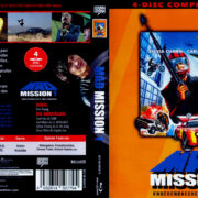 Mad Mission (1982) R2 German Blu-Ray Covers
