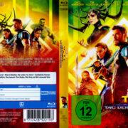 Thor: Tag der Entscheidung (2017) R2 German Blu-Ray Cover