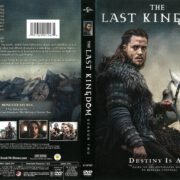 The last kingdom: Season 2 (2017) R1 DVD Cover