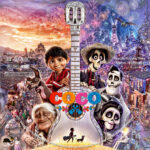 Coco (2017) R1 Custom DVD Label