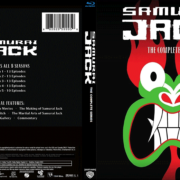 Samurai Jack: The Complete Series (Season 1-5) R1 Custom Blu-Ray Cover