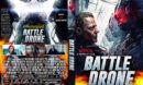 Battle Drones (2018) R1 Custom DVD Cover