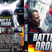 Battle Drones (2018) R1 Custom DVD Cover