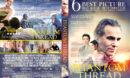 Phantom Thread (2018) R1 Custom DVD Cover
