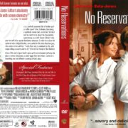 No Reservations (2007) R1 DVD Cover