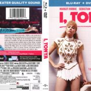 I, Tonya (2018) R1 Blu-Ray Cover