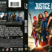 Justice League (2017) R1 Blu-Ray Cover