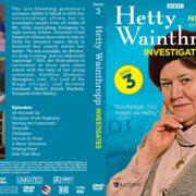 Hetty Wainthropp Investigates Series 3 (1997) R1 Custom DVD Cover