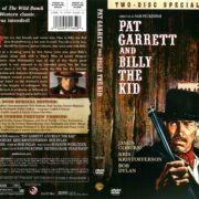 Pat Garrett and Billy the Kid (1973) R1 DVD Cover