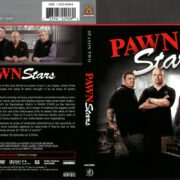Pawn Stars Season 2 (2010) R1 DVD Cover