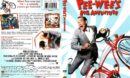 Pee-Wee's Big Adventure (1985) R1 DVD Cover