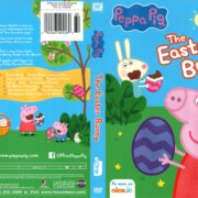 Peppa Pig: The Easter Bunny (2017) R1 DVD Cover