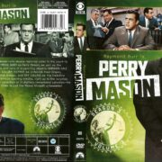 Perry Mason Season 3 Volume 2 (1960) R1 DVD Cover