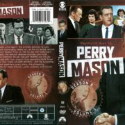 Perry Mason Season 5 Volume 1 (1961) R1 DVD Cover