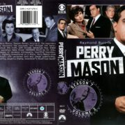 Perry Mason Season 7 Volume 2 (1964) R1 DVD Cover
