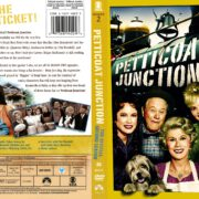 Petticoat Junction Season 2 (2009) R1 DVD Covers