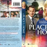 A Place to Call Home Season 2 (2014) R1 DVD Cover