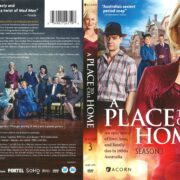 A Place to Call Home Season 3 (2016) R1 DVD Cover