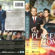 A Place to Call Home Season 4 (2017) R1 DVD Cover