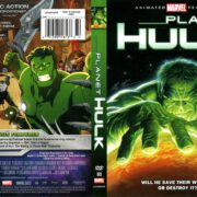Planet Hulk (2009) R1 DVD Cover