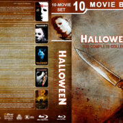 Halloween: The Complete Collection (1978-2009) R1 Custom Blu-Ray Cover