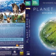 Planet Erde 2 (2017) R2 German Blu-Ray Cover & Labels