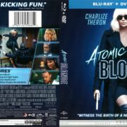 Atomic Blonde (2017) R1 Blu-Ray Cover