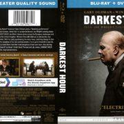 Darkest Hour (2018) R1 Blu-Ray Cover