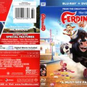 Ferdinand (2017) R1 Blu-Ray Cover