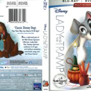Lady and the Tramp (2018) R1 Blu-Ray Cover