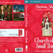 Church of the Small Things (2017) R1 DVD Cover