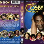 The Cosby Show Seasons 1 & 2 (2014) R1 DVD Cover