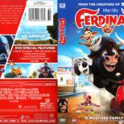 Ferdinand (2017) R1 DVD Cover