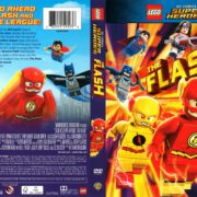 Lego DC Super Heroes: The Flash (2018) R1 DVD Cover