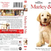 Marley & Me (2008) R1 DVD Cover