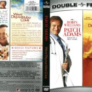 Patch Adams/What Dreams May Come Double Feature (2007) R1 DVD Cover