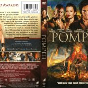 Pompeii (2014) R1 DVD Cover