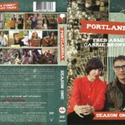 Portlandia Season 1 (2011) R1 DVD Cover
