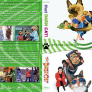 That Darn Cat Double Feature (1965-1997) R1 Blu-Ray Cover