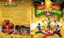 Mighty Morphin Power Rangers Season 1 Volume 2 (2012) R1 DVD Cover
