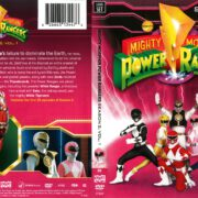 Mighty Morphin Power Rangers Season 2 Volume 1 (2012) R1 DVD Cover