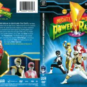 Mighty Morphin Power Rangers Season 2 Volume 2 (2012) R1 DVD Cover